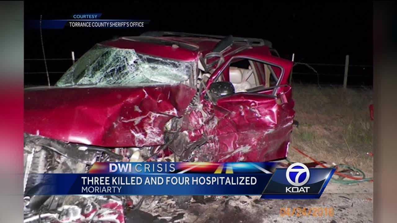 Three Killed and Four Hospitalized