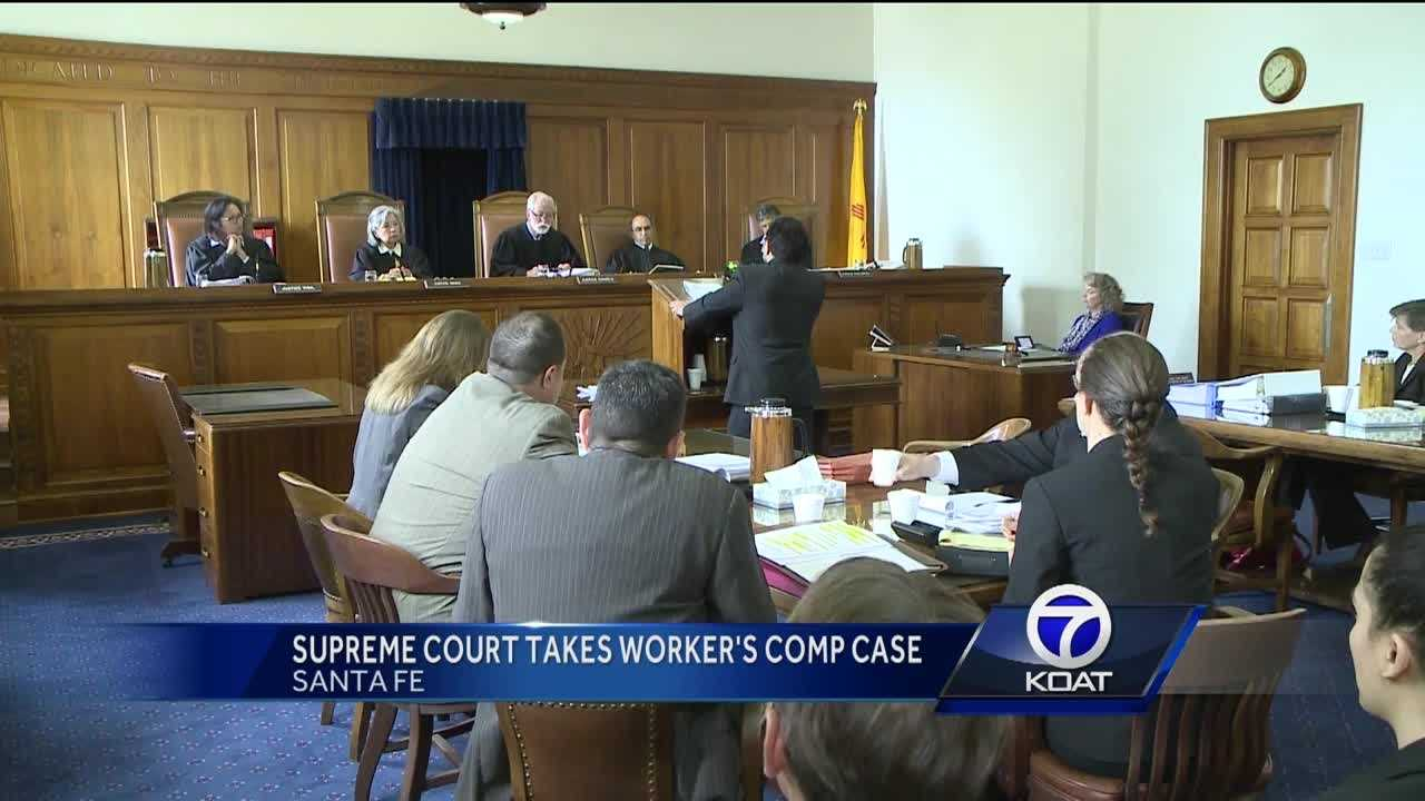 Supreme Court Takes Worker's Comp Case