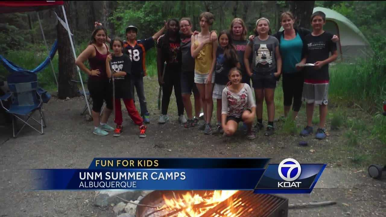 UNM Summer Camps