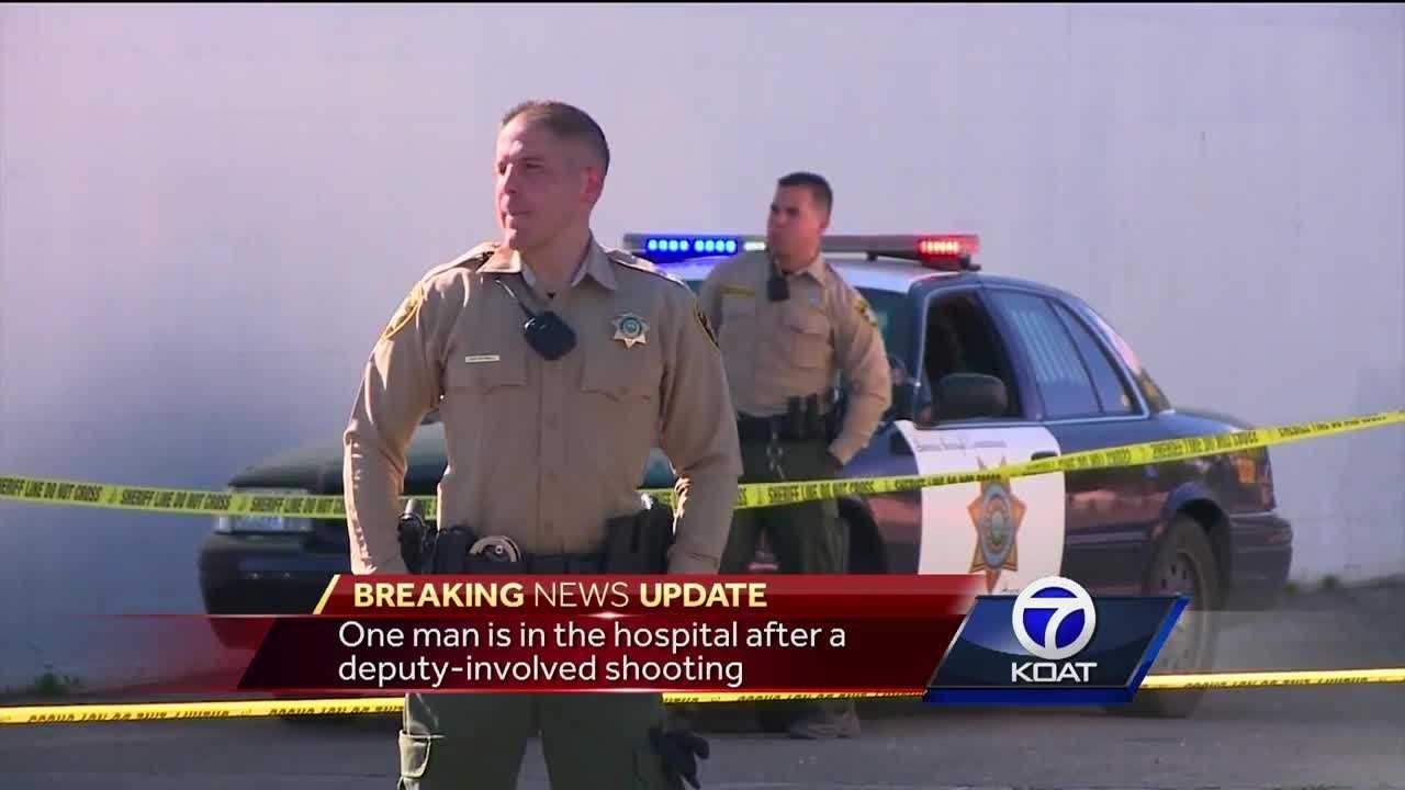 Bernalillo Deputy Involved Shooting