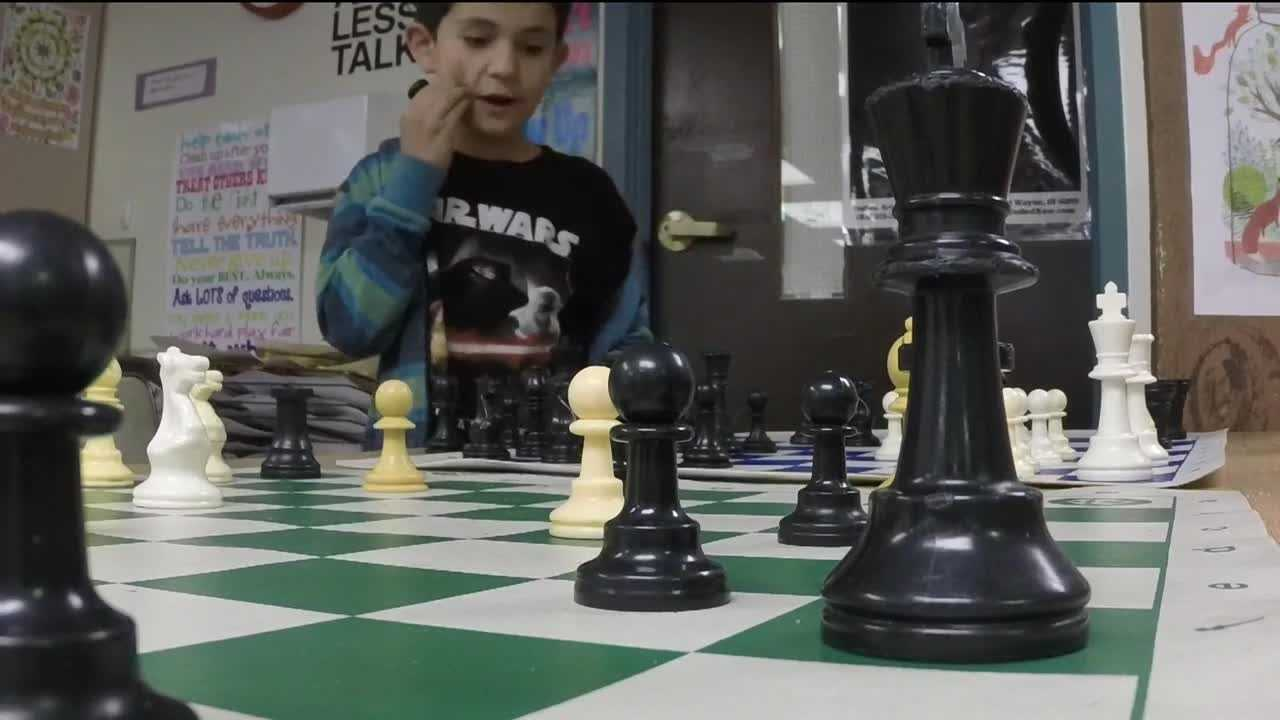 Summer camps are known for offering sports and other outdoor activities -- but if that's not for your child, how about one that focuses on chess?