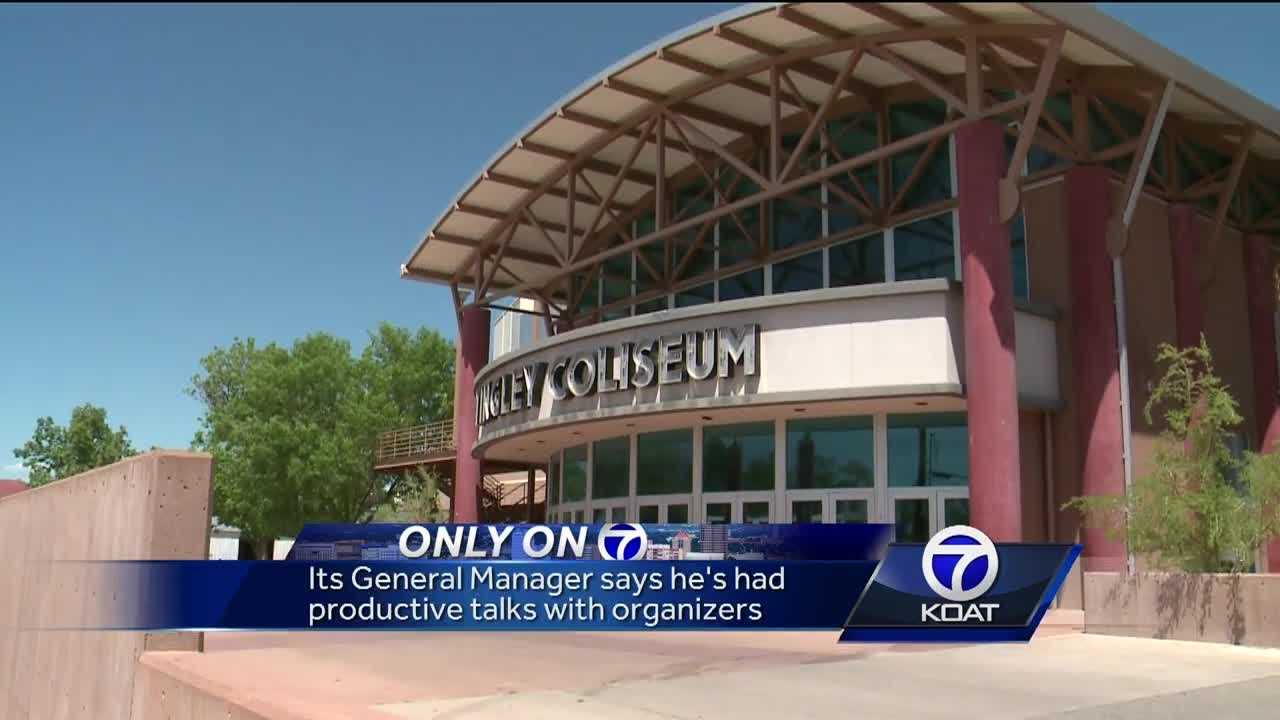 The General Manager of Expo New Mexico is confident that they will be the new location of Gathering of Nations.