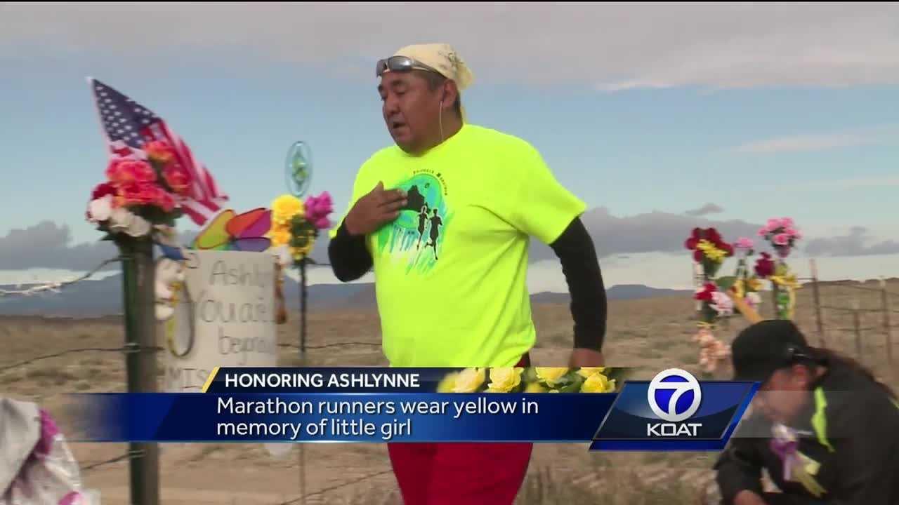 School Teacher Honors Ashlynne Mike