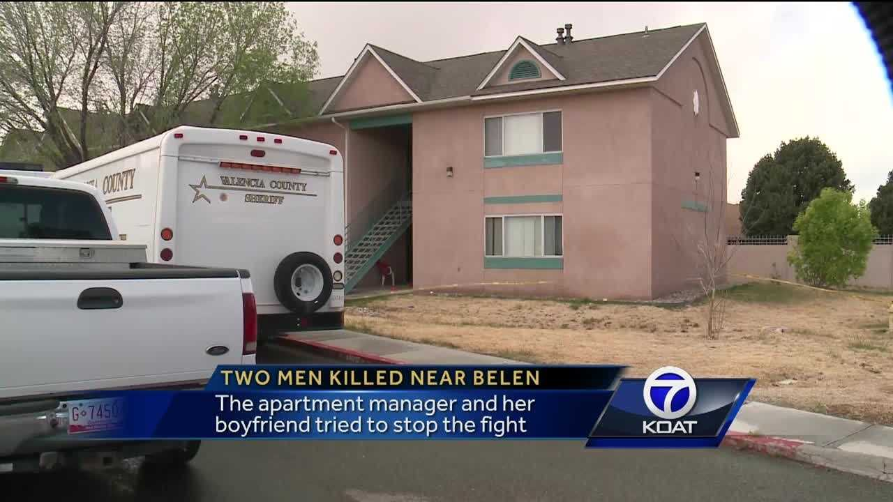 Two Men Killed in Valencia County