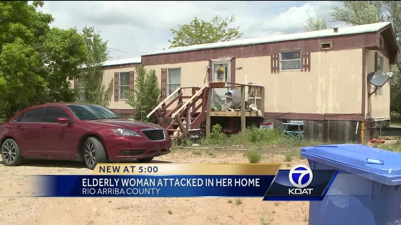 Sheriff: Older woman attacked, sexually assaulted