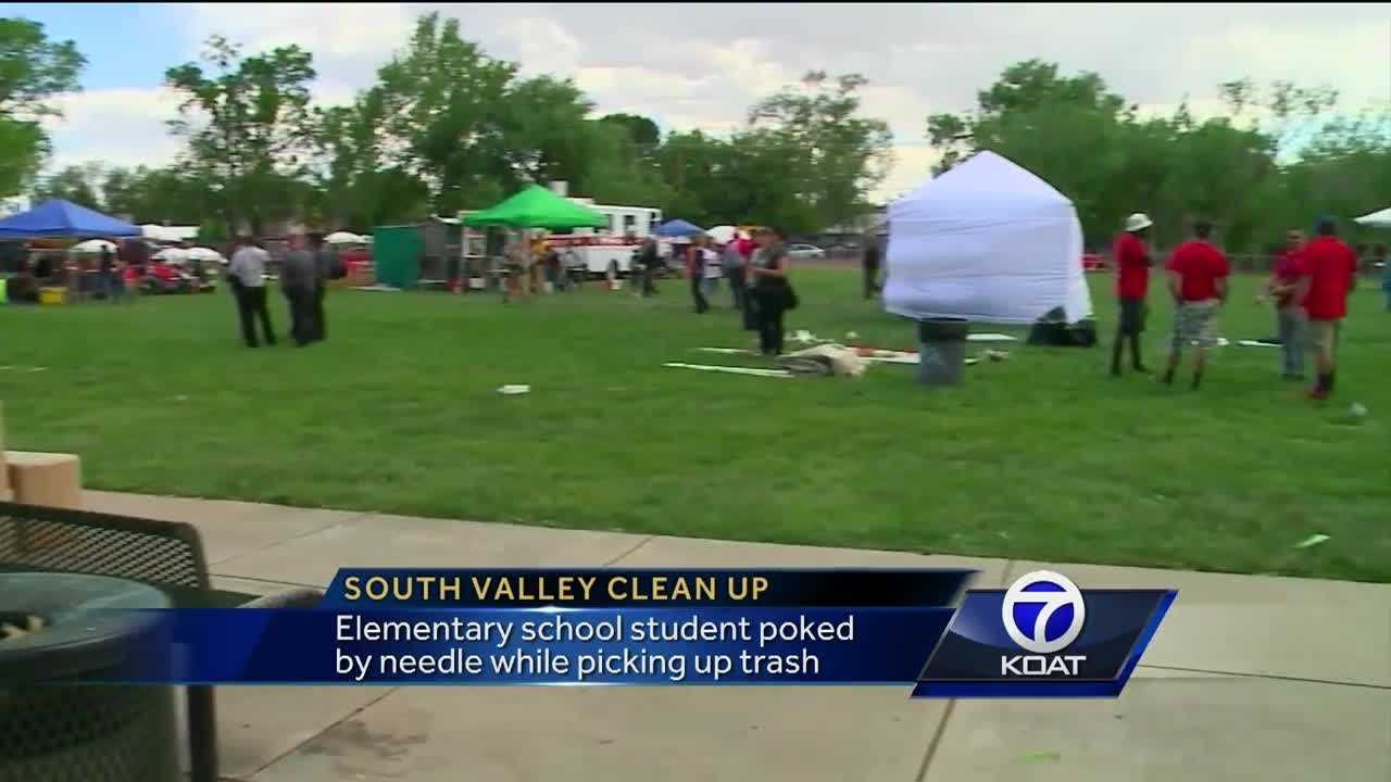 South Valley Clean Up