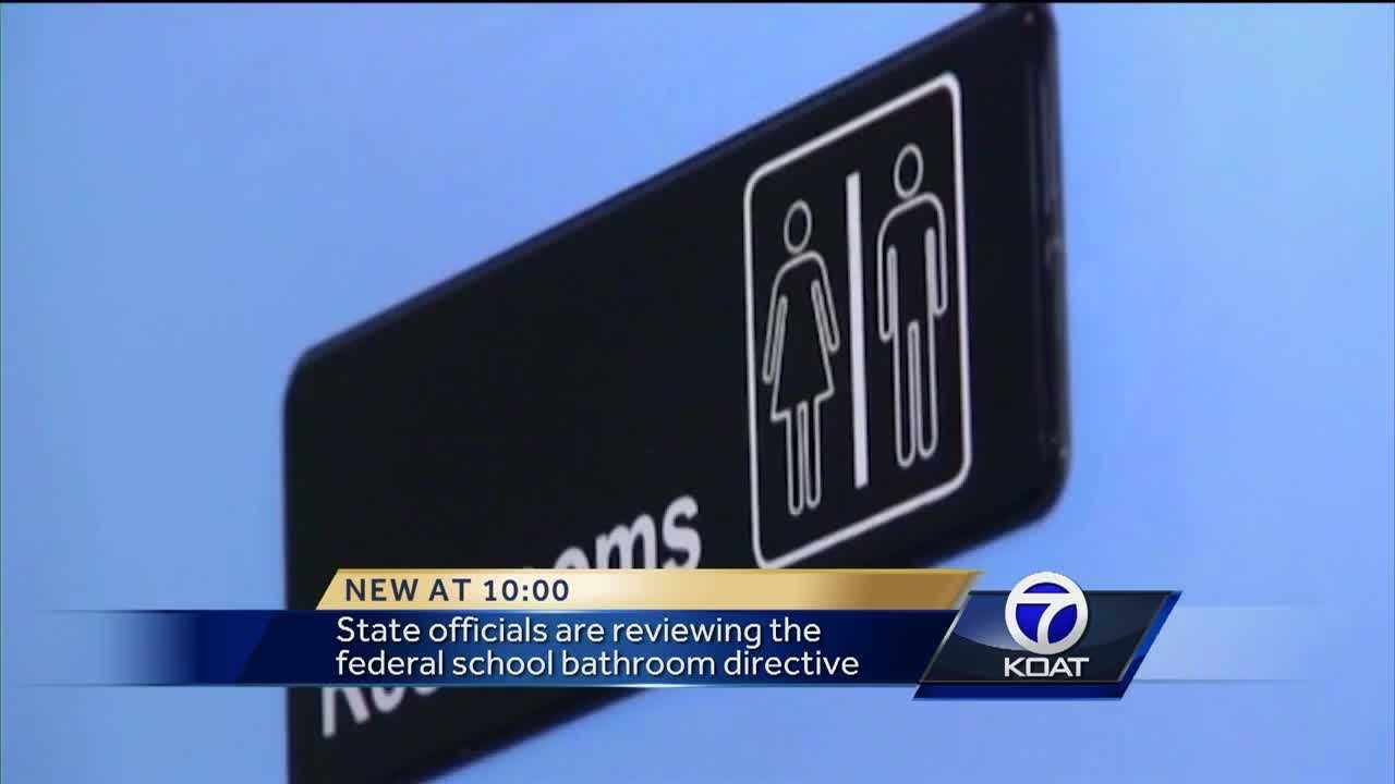New Mexico and Transgender Bathroom Policy