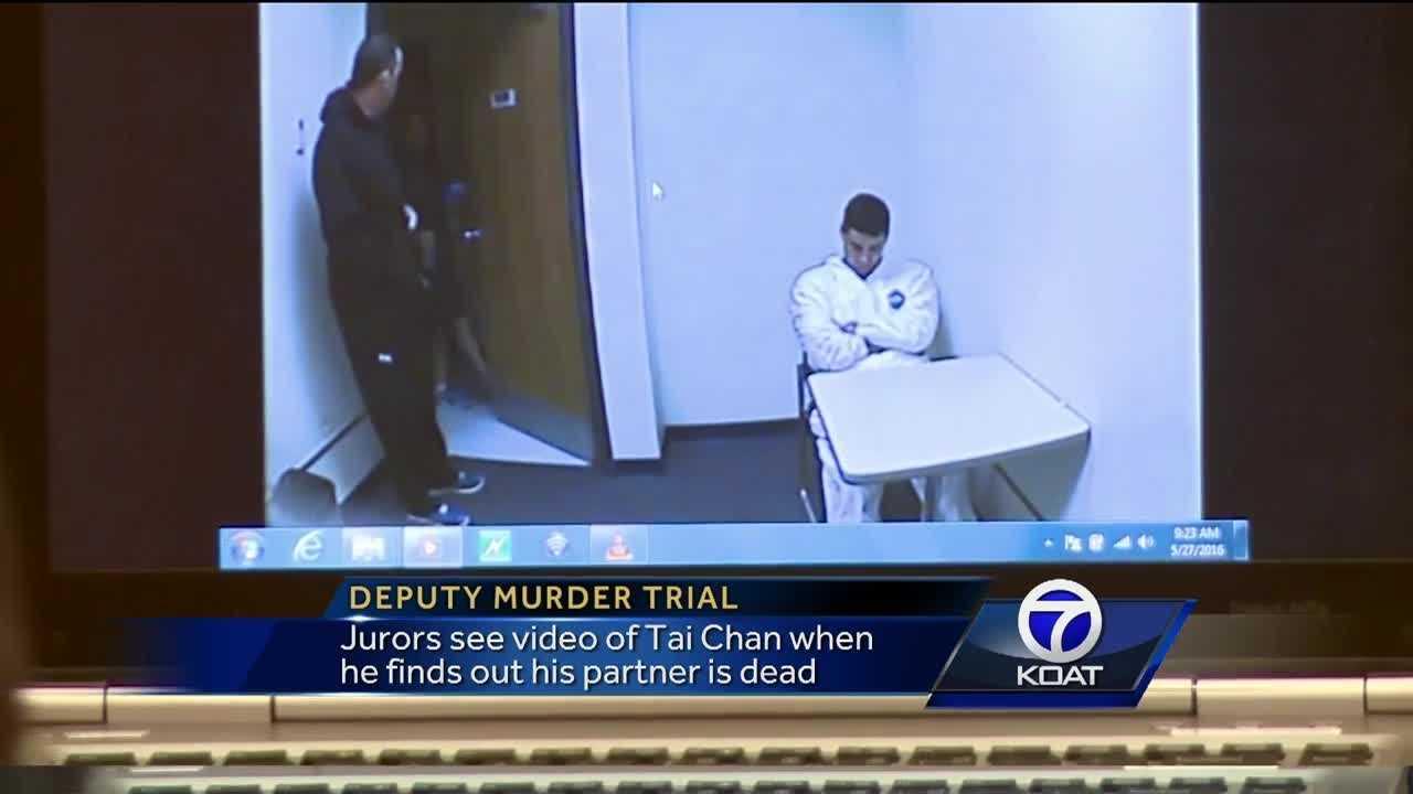 Deputy Murder Trial Day 5