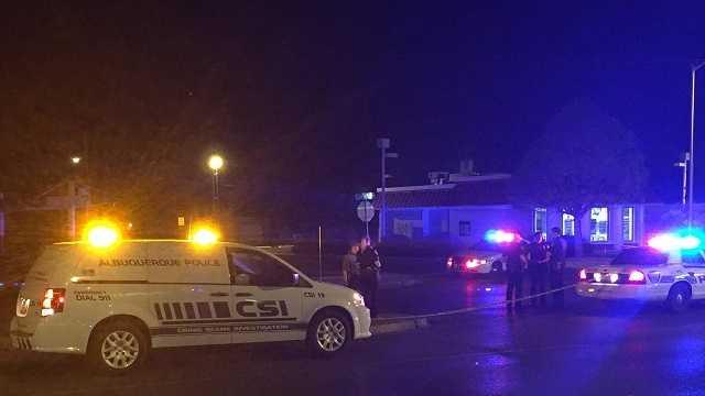 Child struck in hit-and-run in Albuquerque