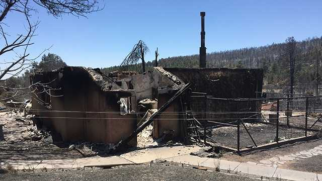 Dog Head Fire officials: Most residents can return home Wednesday