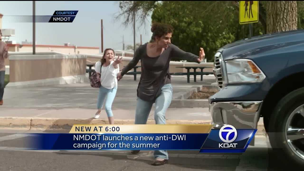 New campaign to stop DWI