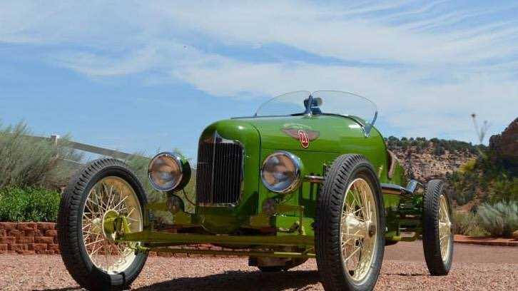 1926 Model T speedster stolen from classic car tour