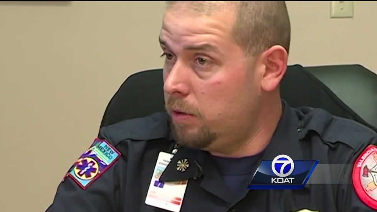 Valencia County Fire Chief fired