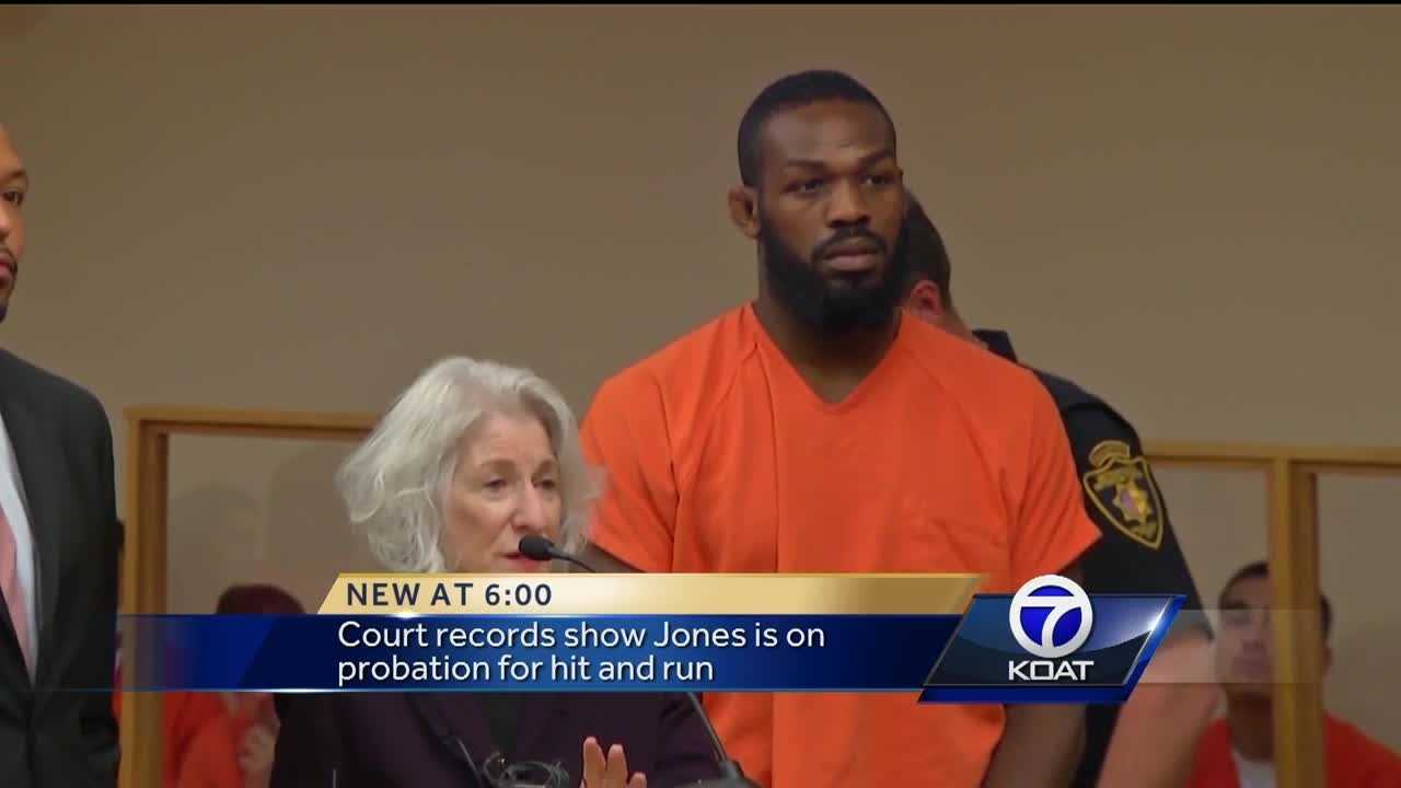 Jon Jones' legal troubles prior to failed drug test