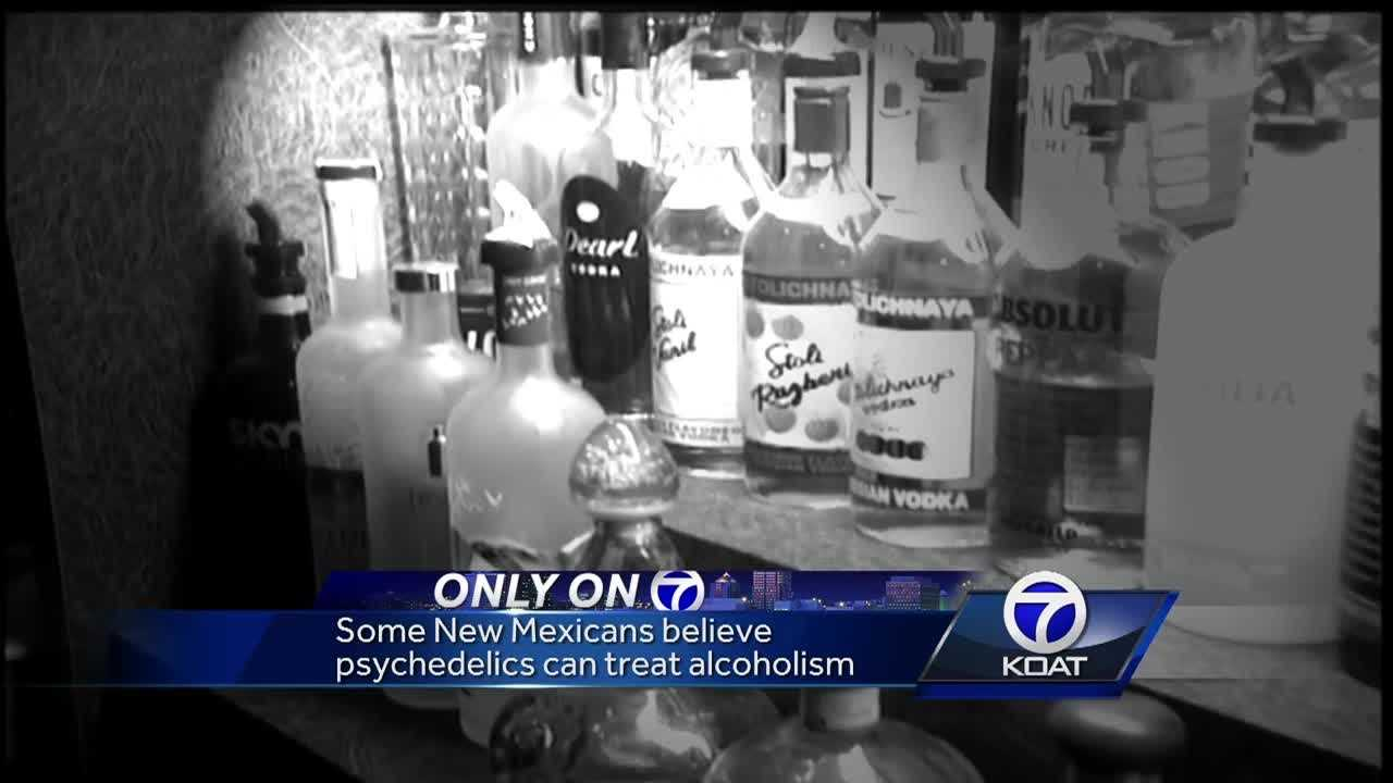 Psychedelics And Alcoholism