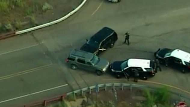 Police chase leads to standoff in Glorieta