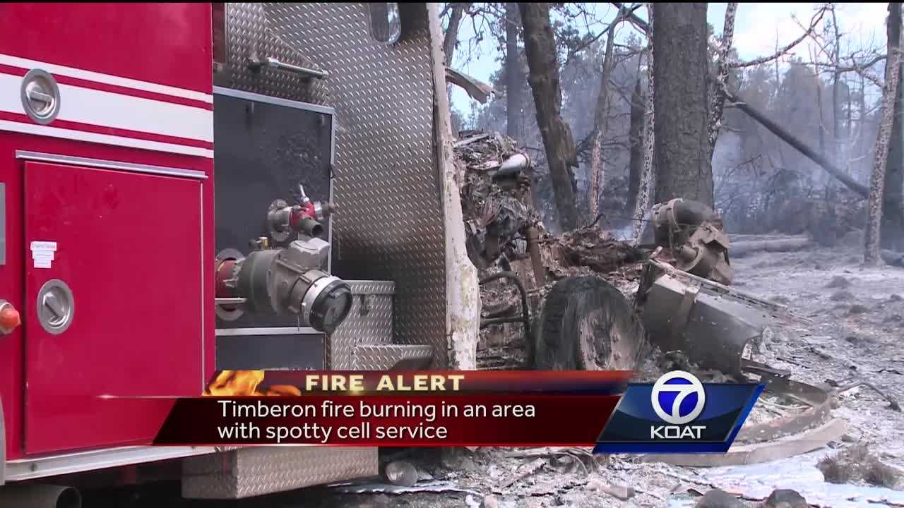 300 acres burned and 79 structures have been destroyed as of Thursday.
