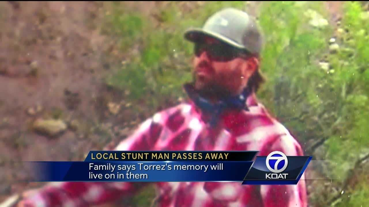 Local stunt man passes away