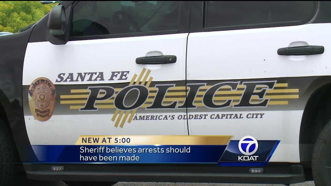 No arrests made in fight between Santa Fe Deputy and wife