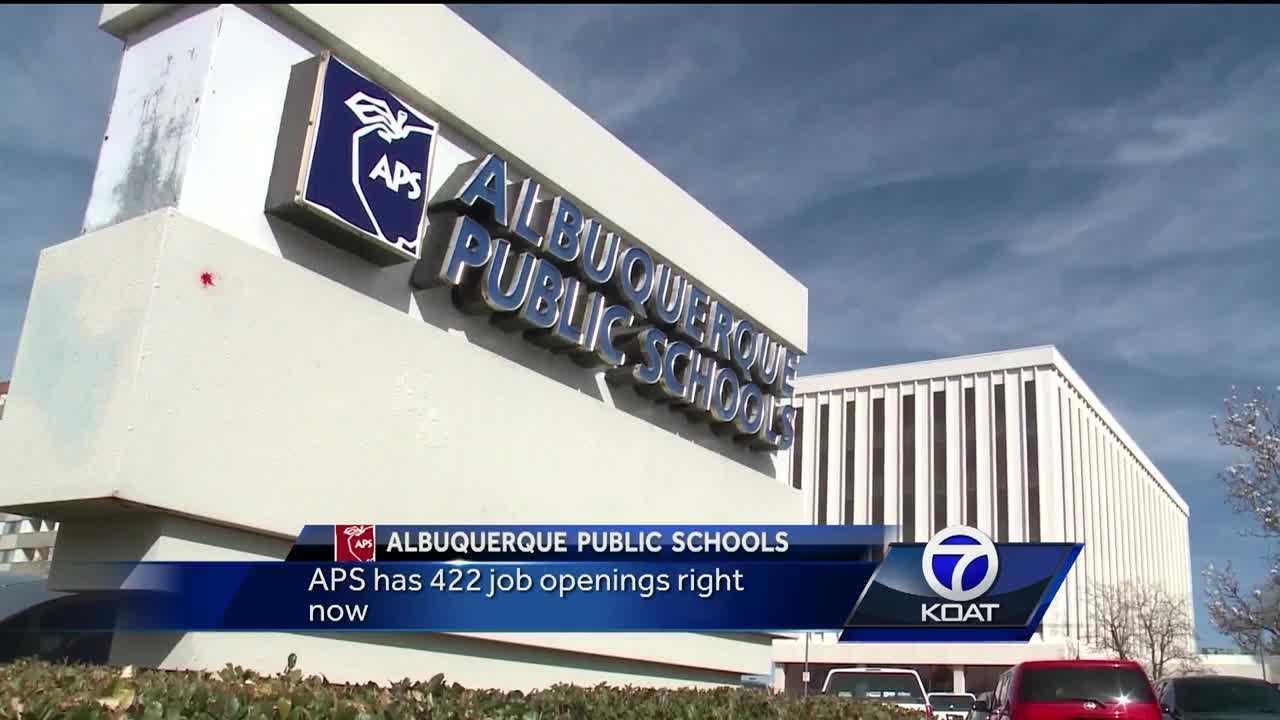 Albuquerque Public Schools short on teachers