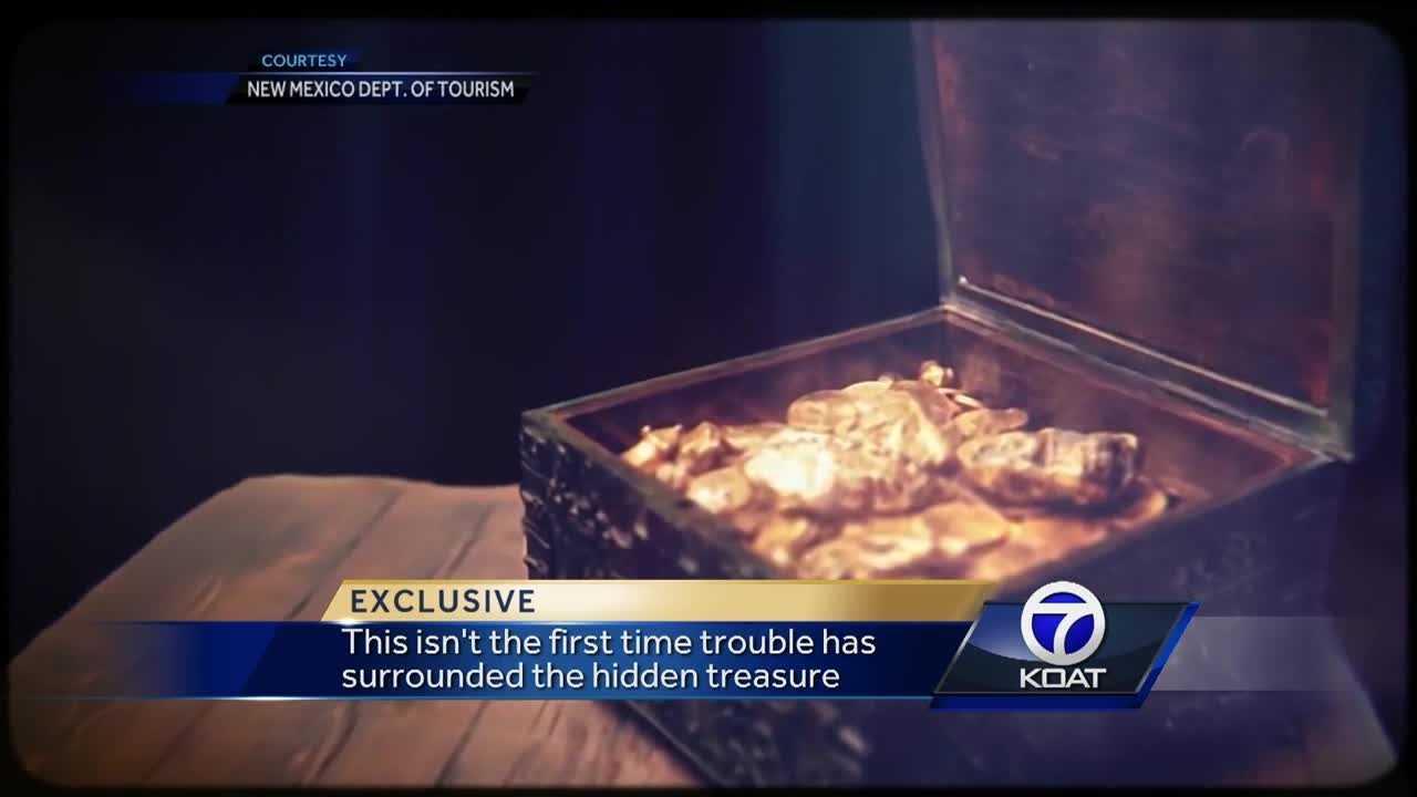 Deadly Treasure Hunt