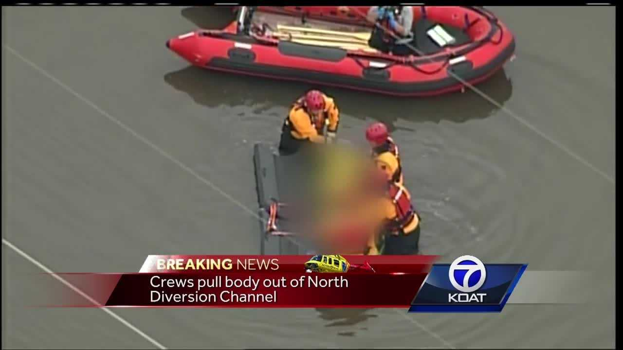 Crews recover body from water