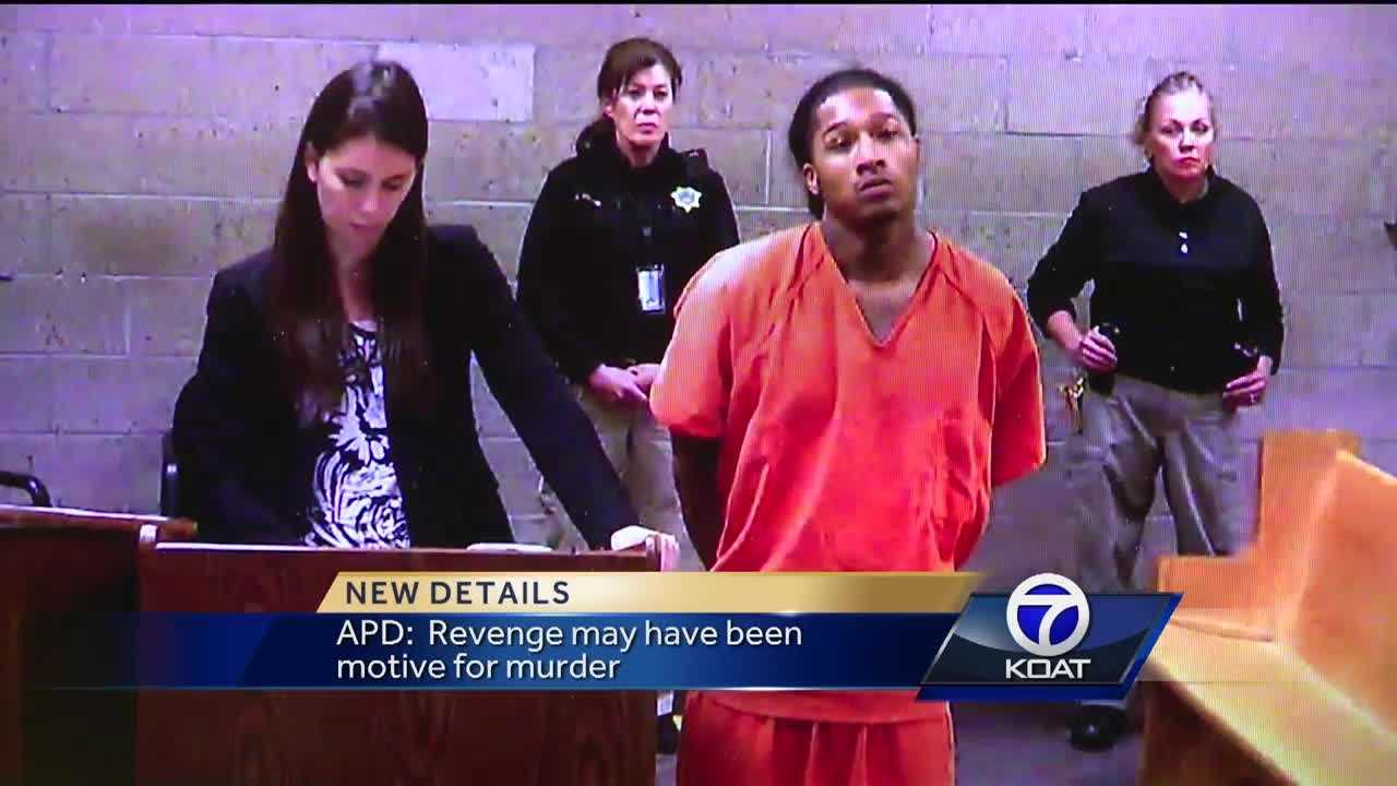 Detectives arrested Timothy Mims this week and believe Mims gunned down a man at an Albuquerque bus stop two years ago because Mims believed that man sexually abused someone he knew and cared about.