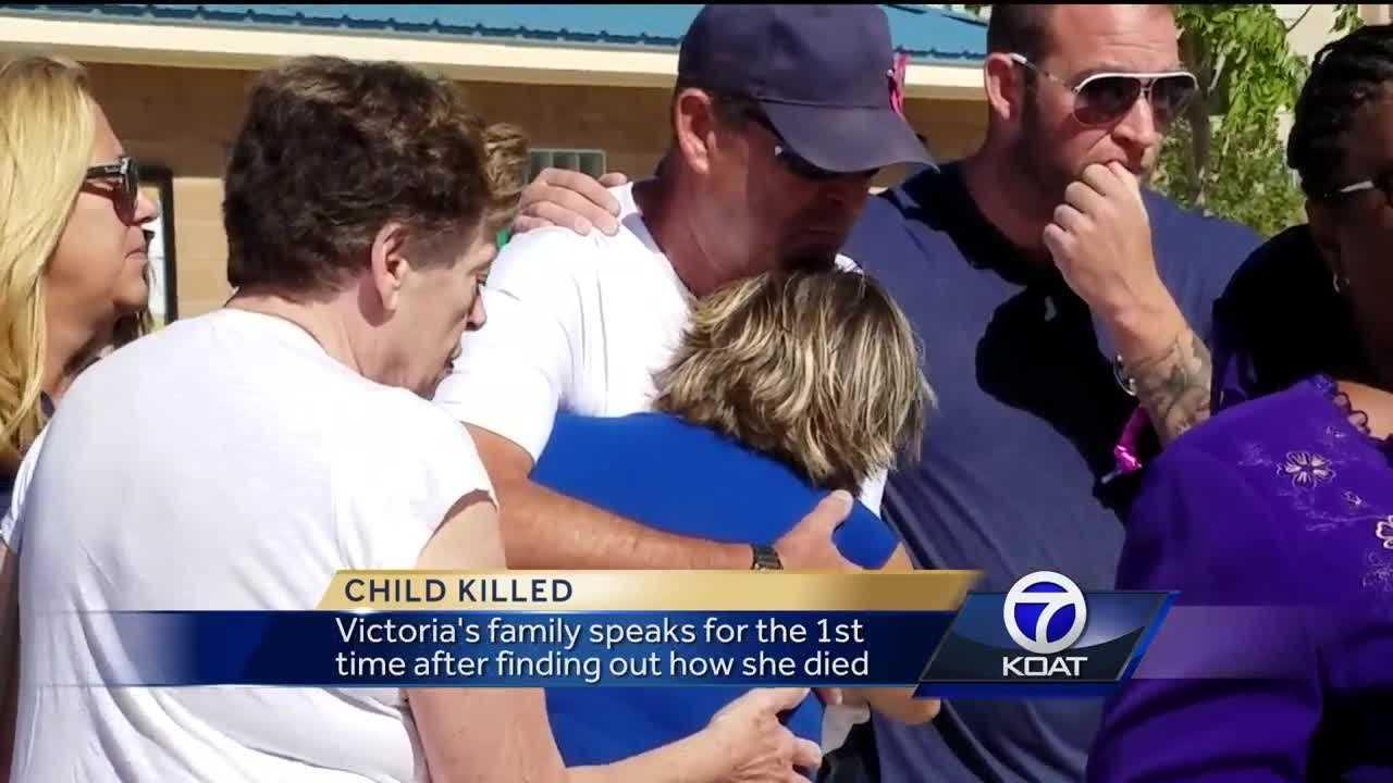 Family speaks about little girl's brutal murder