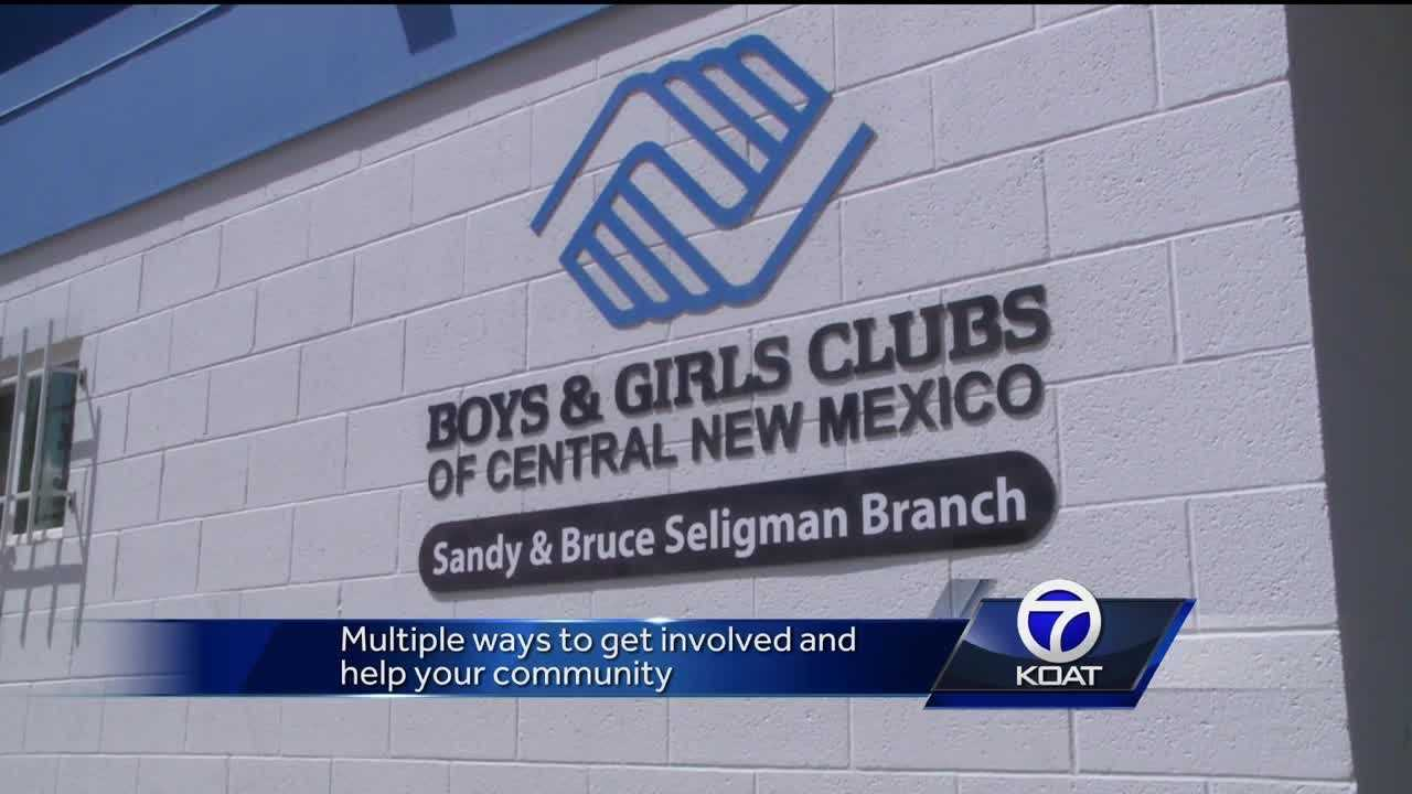 Organizations assisting children in New Mexico