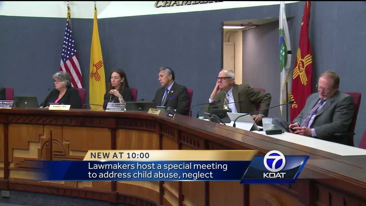 Special Meeting on Child Abuse