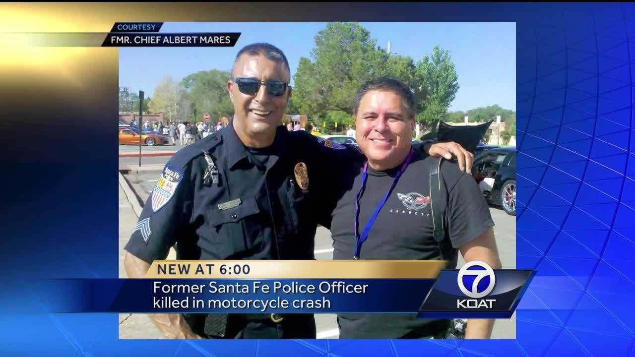 Former Santa Fe police officer killed in motorcycle crash
