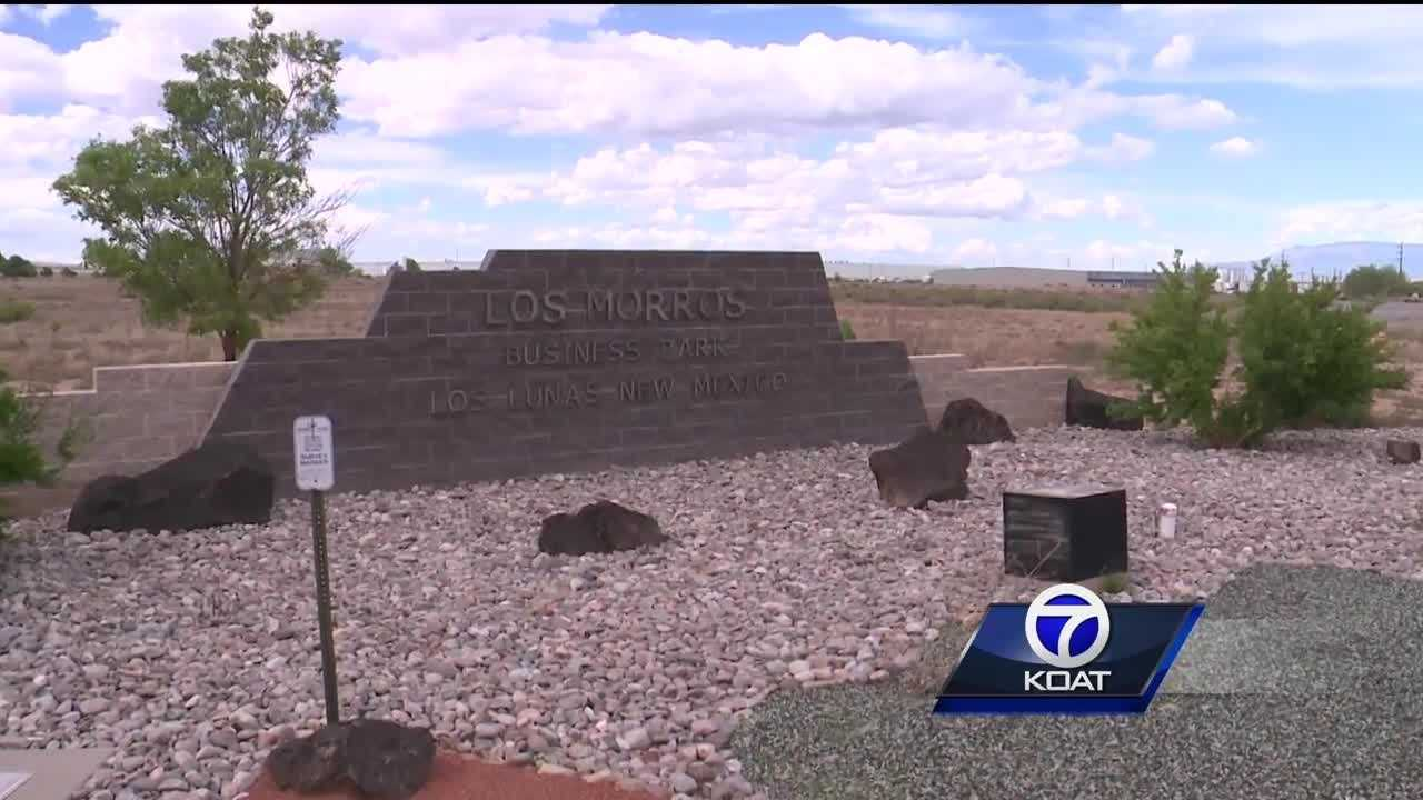 Los Lunas is counting on the data center to attract more businesses.