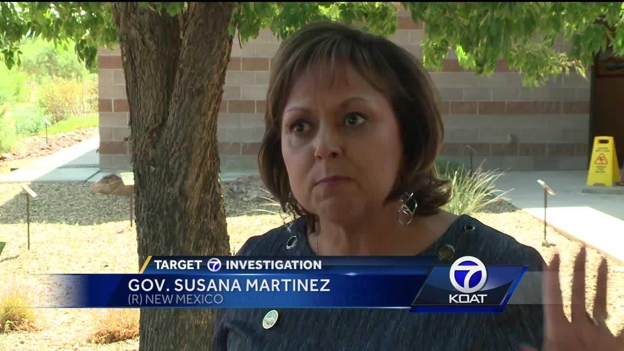 Gov. Martinez asks federal agents to investigate Victoria Martens case