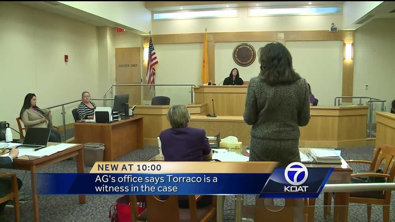 AG's office says Torraco is a witness in this case.