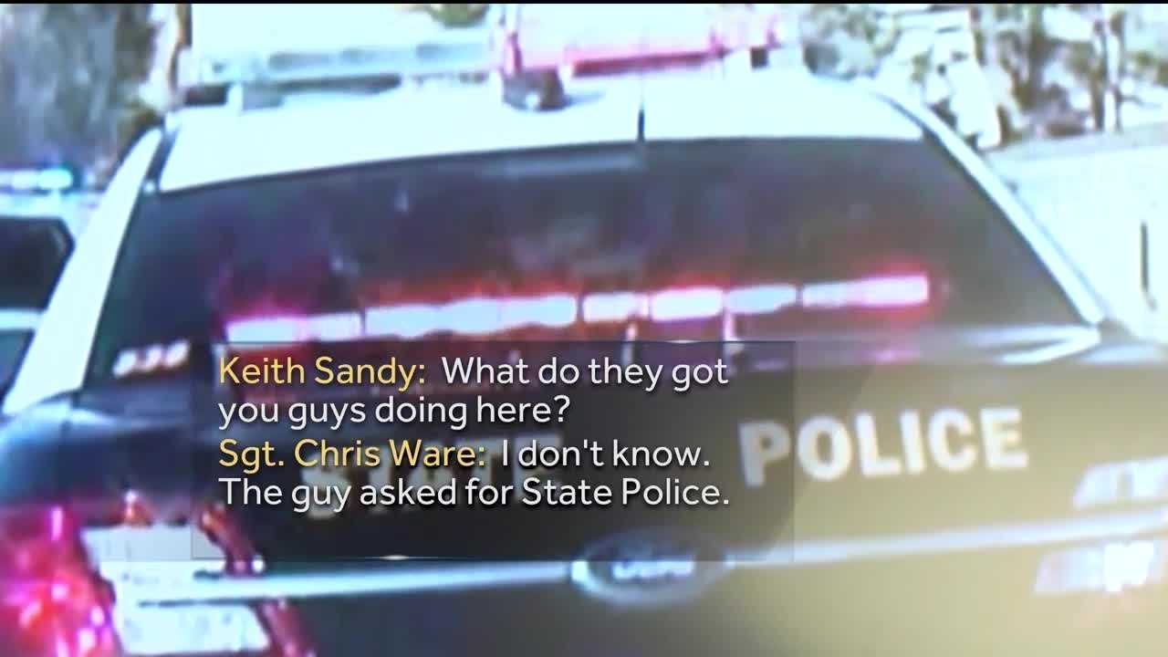 Former state police officer, friend of Keith Sandy testifies in court
