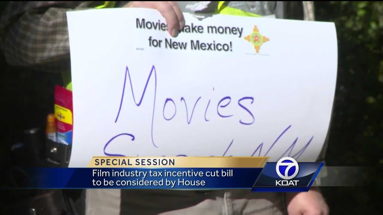 Not everyone is on board for a proposal to temporarily take some funds from the film industry in New Mexico.