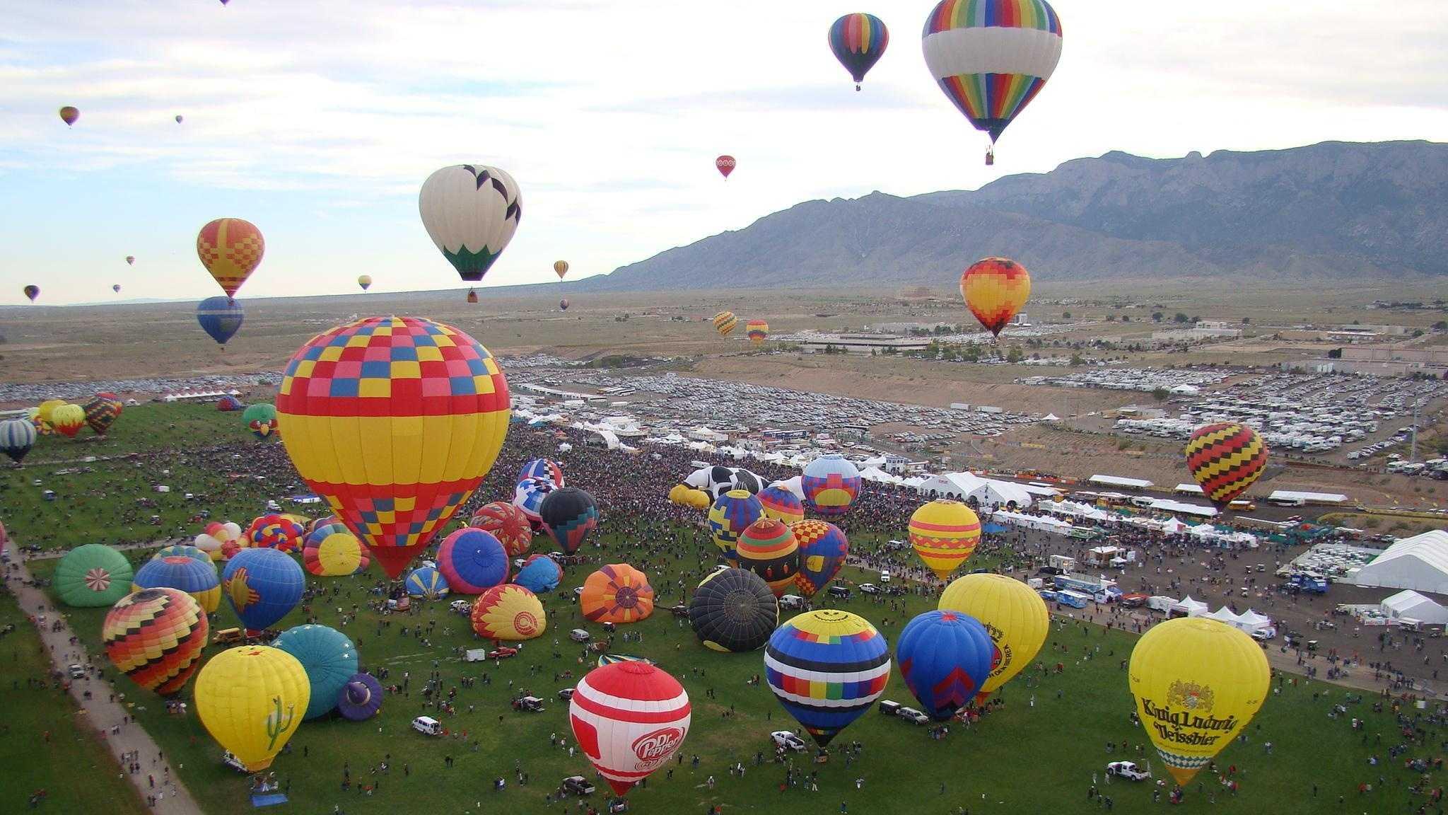 Balloon Fiesta Generic Ulocal - 29161011