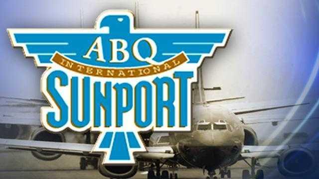 Generic GRAPHIC - Albuquerque International Sunport, airport - 14784333