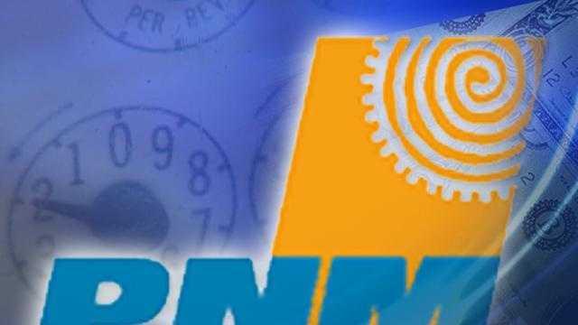 Generic GRAPHIC - PNM gas, electric utilities - 14784278