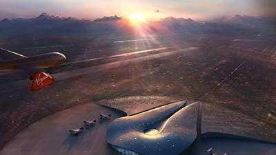 Spaceport Design - 14044250