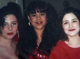 Anna, Cynthia, and Adriana - Prom Night