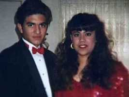 Cynthia and Favian at Prom