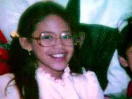 Cynthia has worn glasses since third grade.