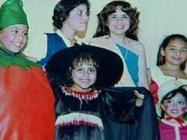 Cynthia, Vanessa, Natalie, Jackie (Friend), Joy (Cousin - lower right), Kathy (Friend)
