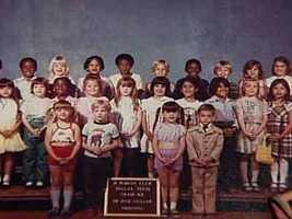 Mrs. Williams' Kindergarten Class