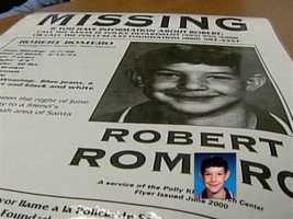 Teen Claims To Be Robbie Romero