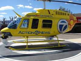 It became an important part of the station in 1980. Several choppers have come and gone since the original. Action 7 News wants to keep up on the latest technology to give the viewers the best quality of news.