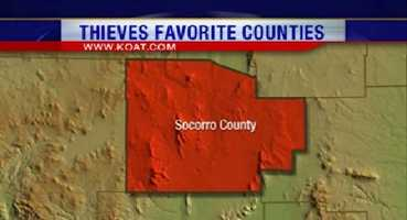 20. Socorro County had 68 reports of property crime.
