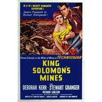 "In 1951, ""King Solomon's Mines"" won Oscars for Best Cinematography and Best Film Editing. The film also won the Golden Globe for Best Cinematography."