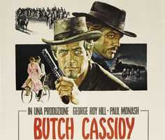 "In 1969, ""Butch Cassidy and The Sundance Kid"" won Oscars for Best Cinematography, Best Music (Song and Score) and Best Writing."